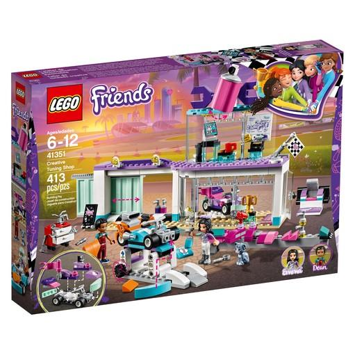 41351 Creative Tuning Shop - LEGO® Bricks World