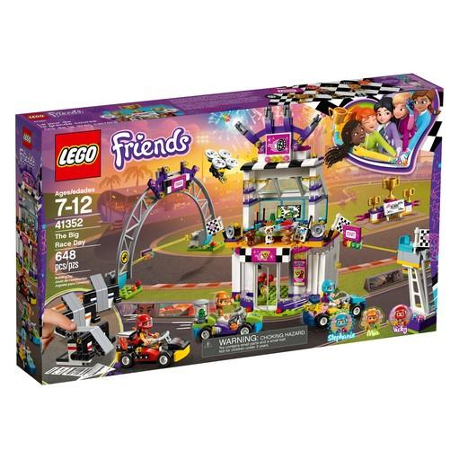 41352 The Big Race Day - LEGO® Bricks World