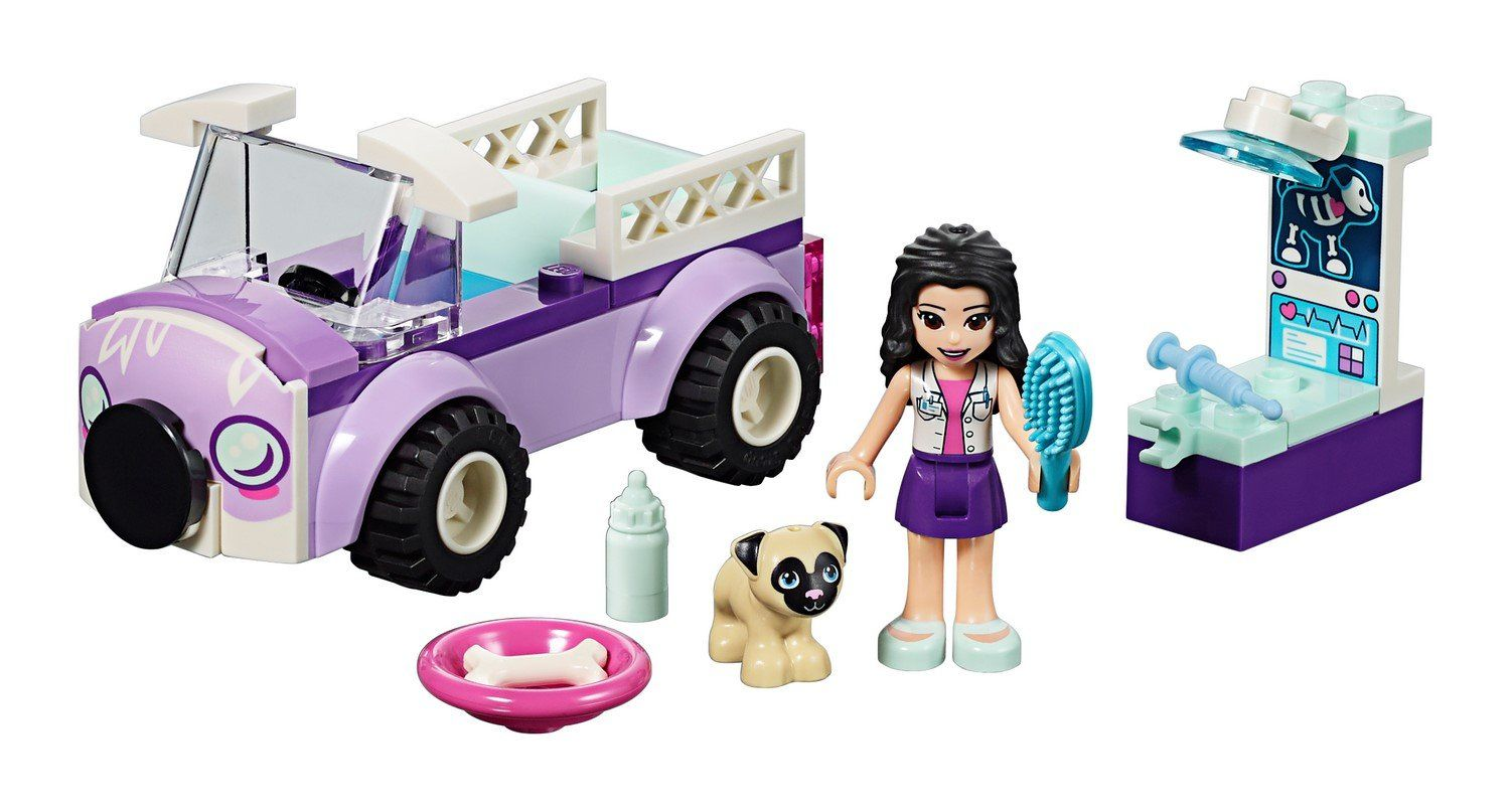 41360 Emma's Mobile Vet Clinic - LEGO® Bricks World