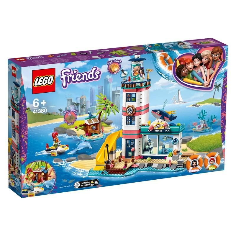 41380 Lighthouse Rescue Center - LEGO® Bricks World