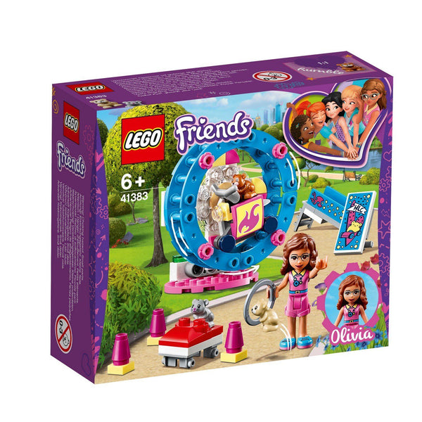 41383 Olivia's Hamster Playground - LEGO® Bricks World
