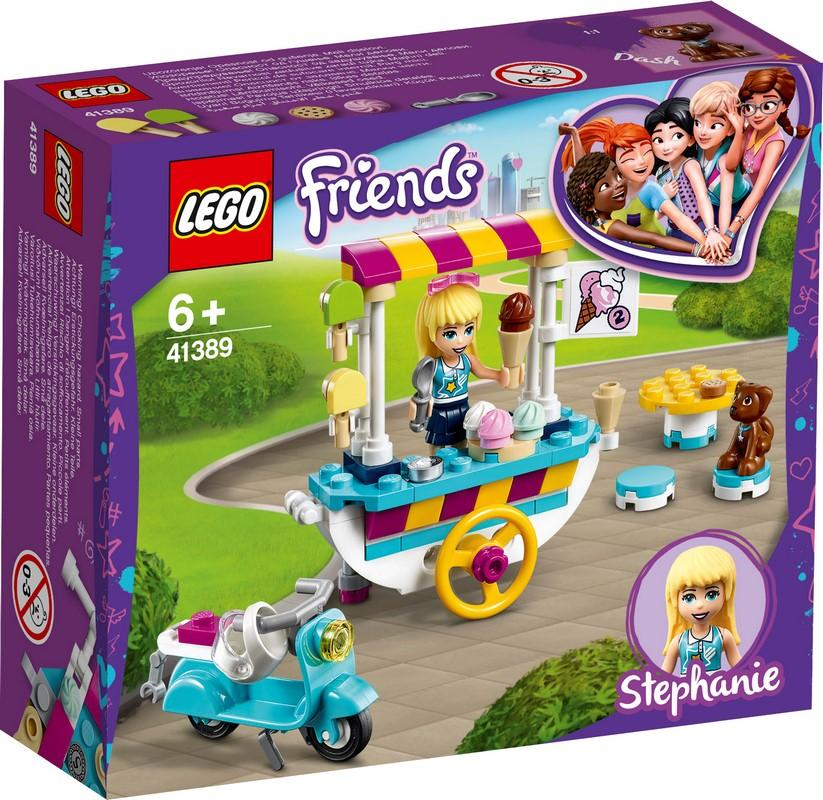 41389 Ice Cream Cart - LEGO® Bricks World