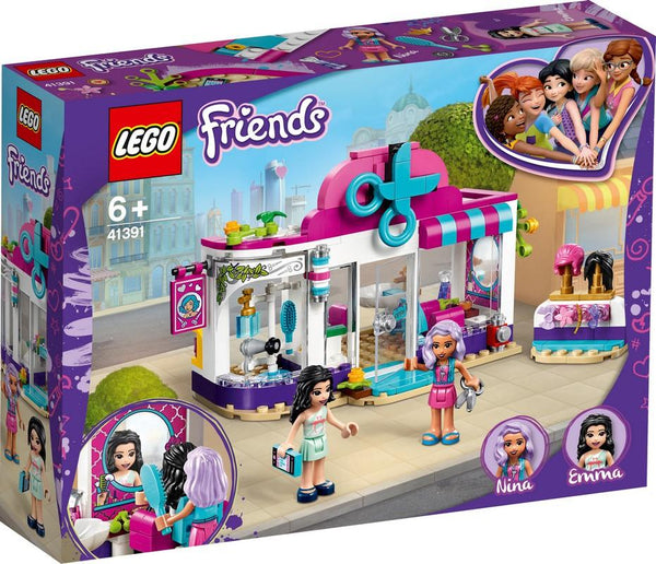 41391 Heartlake City Hair Salon - LEGO® Bricks World