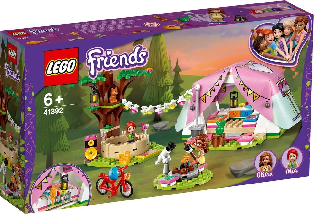 41392 Nature Glamping - LEGO® Bricks World