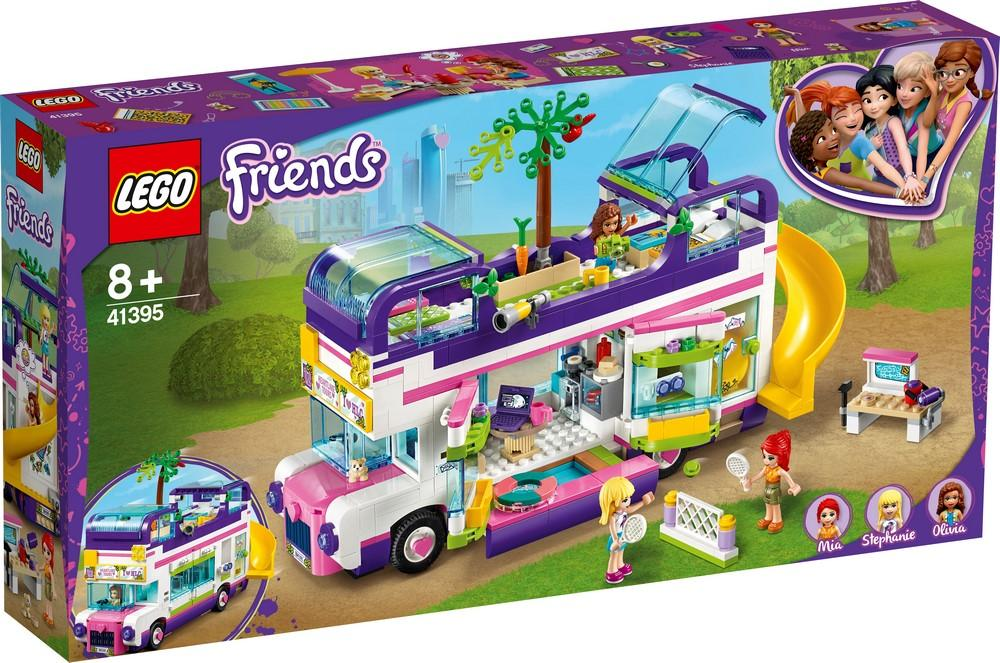 41395 Friendship Bus - LEGO® Bricks World