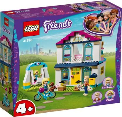 LEGO® Friends - 41398 4+ Stephanie's House