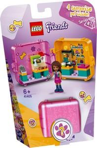 41405 Andrea's Shopping Play Cube - LEGO® Bricks World