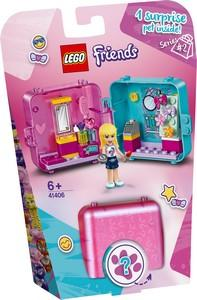 41406 Stephanie's Shopping Play Cube - LEGO® Bricks World