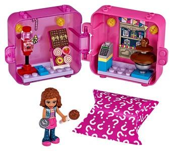 41407 Olivia's Shopping Play Cube - LEGO® Bricks World
