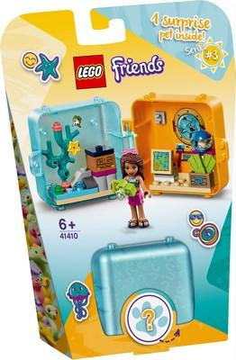 LEGO® Friends - 41410 Andrea's Summer Play Cube