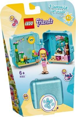 LEGO® Friends - 41411 Stephanie's Summer Play Cube