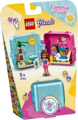 LEGO® Friends - 41412 Olivia's Summer Play Cube