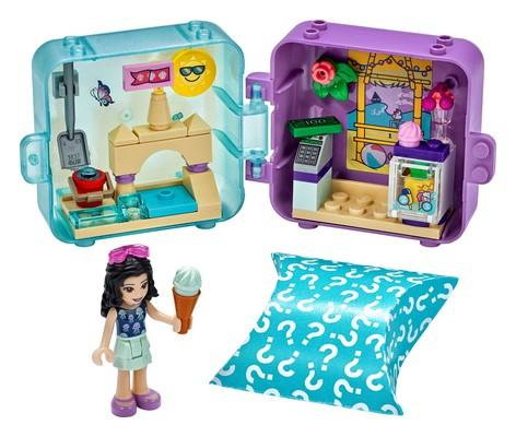 LEGO® Friends - 41414 Emma's Summer Play Cube
