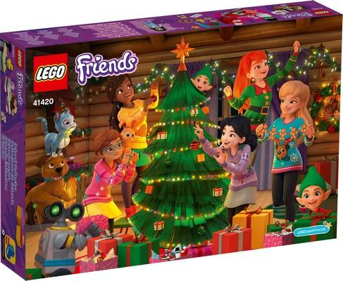 LEGO® Friends - 41420 LEGO® Friends Advent Calendar