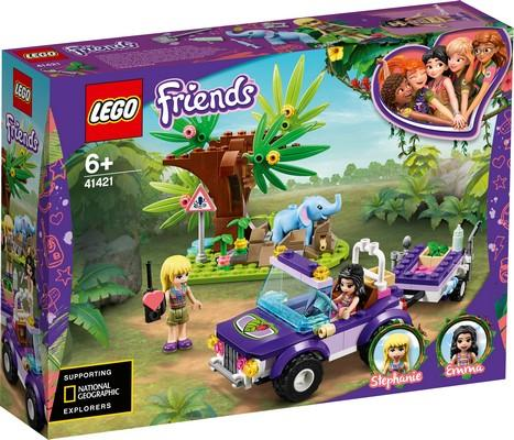 LEGO® Friends - 41421 Baby Elephant Jungle Rescue