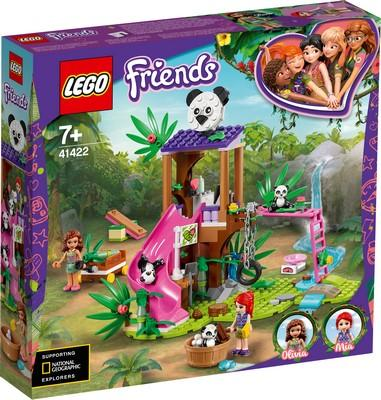 LEGO® Friends - 41422 Panda Jungle Tree House