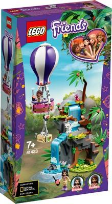 LEGO® Friends - 41423 Tiger Hot Air Balloon Jungle Rescue
