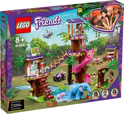 LEGO® Friends - 41424 Jungle Rescue Base