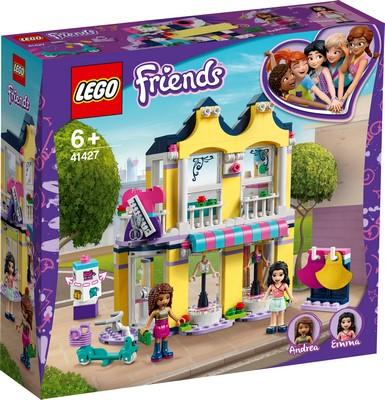 LEGO® Friends - 41427 Emma's Fashion Shop