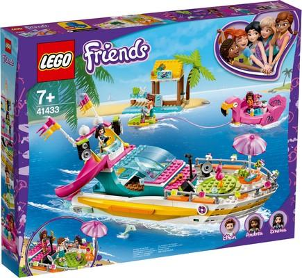 LEGO® Friends - 41433 Party Boat