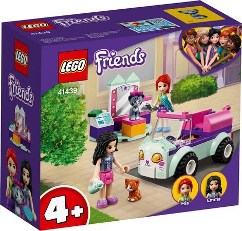 LEGO® Friends - 41439 Cat Grooming Car