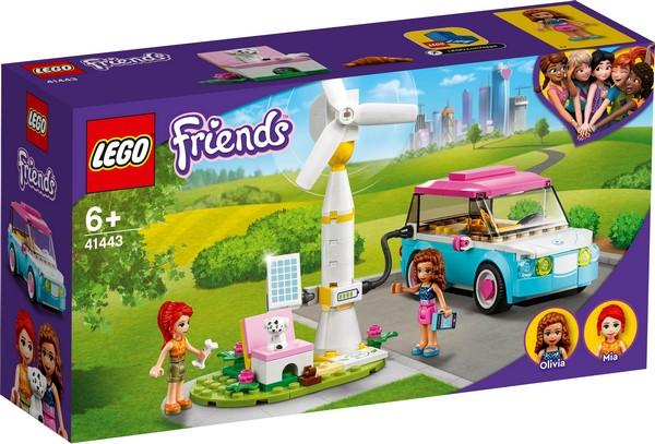 LEGO® Friends - 41443 Olivia's Electric Car