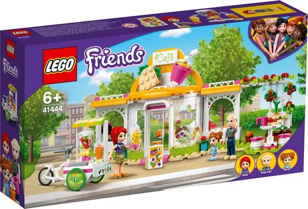 LEGO® Friends - 41444 Heartlake City Organic Café