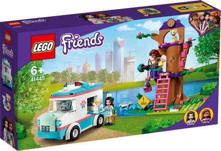 LEGO® Friends - 41445 Vet Clinic Ambulance