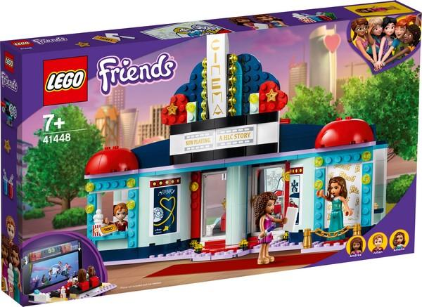 LEGO® Friends - 41448 Heartlake City Movie Theater