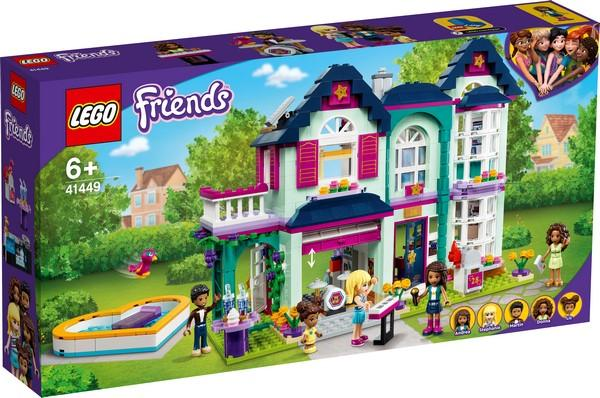 LEGO® Friends - 41449 Andrea's Family House