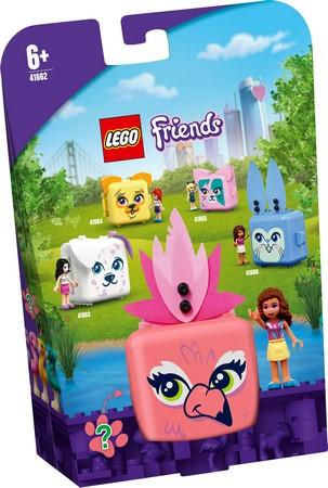LEGO® Friends - 41662 Olivia's Flamingo Cube
