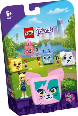 LEGO® Friends - 41665 Stephanie's Cat Cube