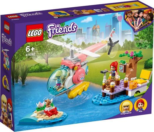 LEGO® Friends - 41692 Vet Clinic Rescue Helicopter