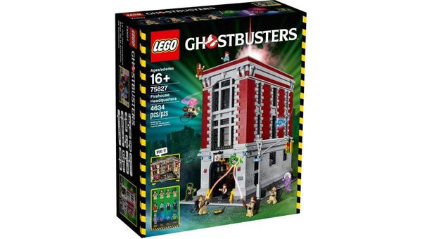 LEGO® Ghostbusters - 75827 Firehouse Headquarters