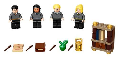 LEGO® Harry Potter™ - 40419 Hogwarts™ Students Acc. Set