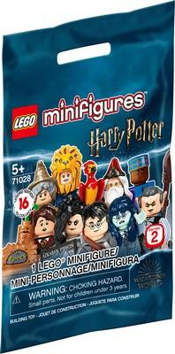 LEGO® Harry Potter™ - 710284 Harry Potter Series 2 (Buy4 Get 1Free)