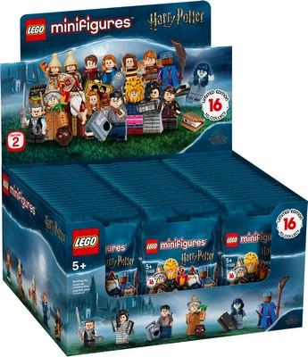 LEGO® Harry Potter™ - 710289 Harry Potter Series 2 (Box Of 60)