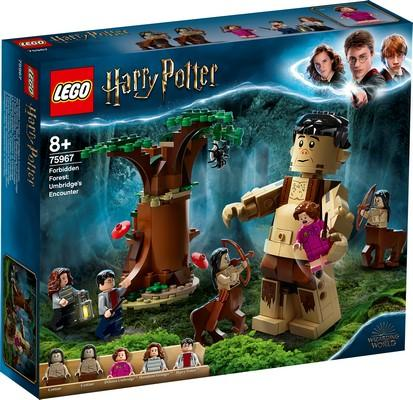 LEGO® Harry Potter™ - 75967 Forbidden Forest: Umbridge's Encounter