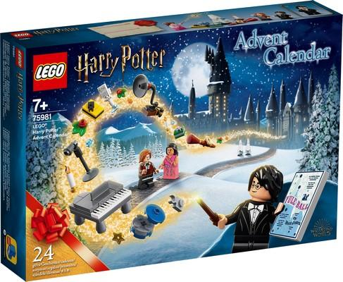 LEGO® Harry Potter™ - 75981 LEGO® Harry Potter™ Advent Calendar