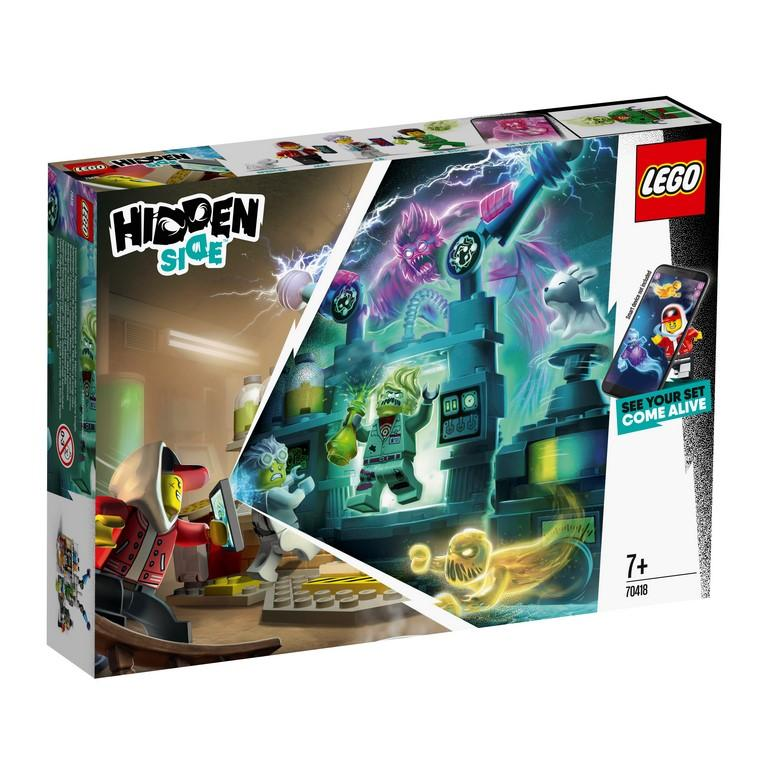 70418 J.B.'s Ghost Lab - LEGO® Bricks World
