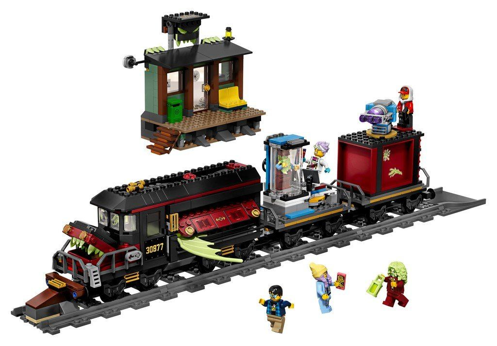70424 Ghost Train Express - LEGO® Bricks World