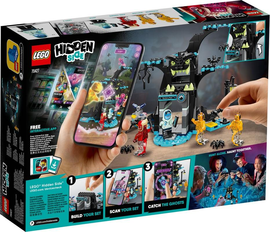 70427 Welcome to the Hidden Side - LEGO® Bricks World
