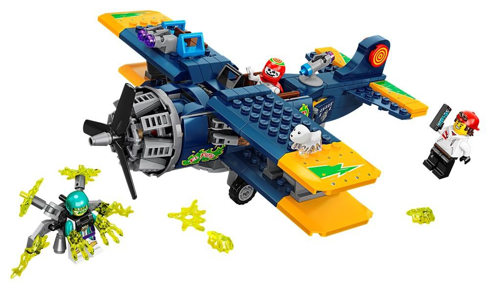 70429 El Fuego's Stunt Plane - LEGO® Bricks World