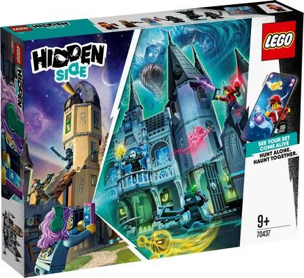 LEGO® Hidden Side™ - 70437 Mystery Castle