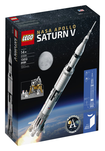 21309 NASA Apollo Saturn V - LEGO® Bricks World
