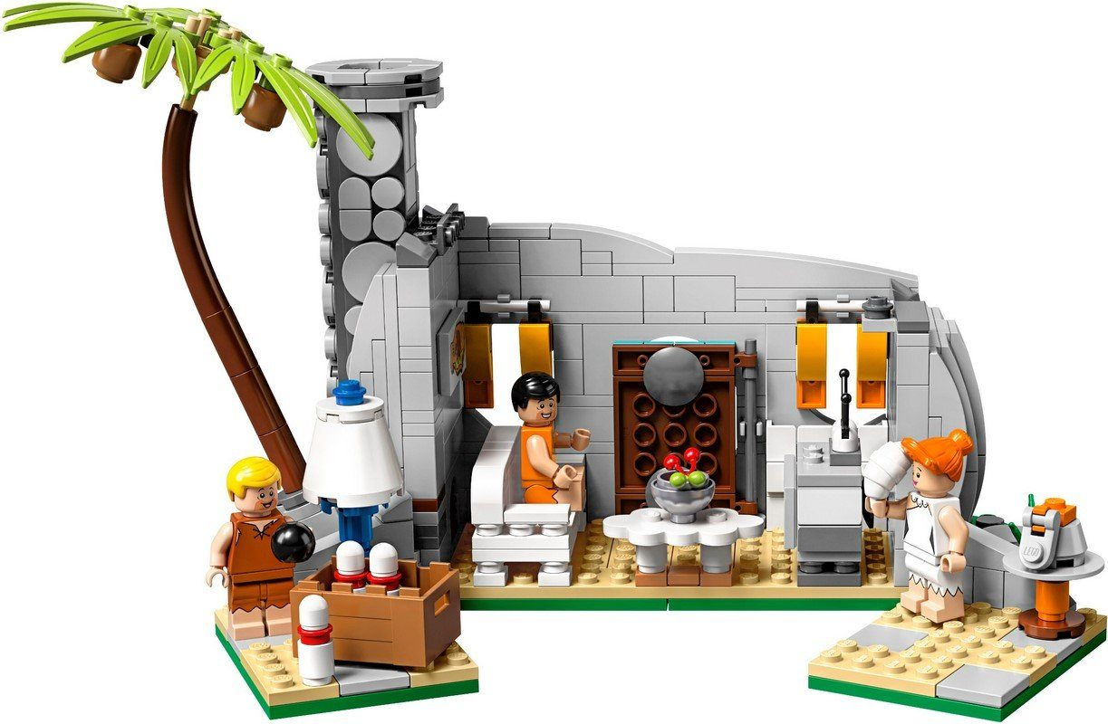 21316 The Flintstones - LEGO® Bricks World