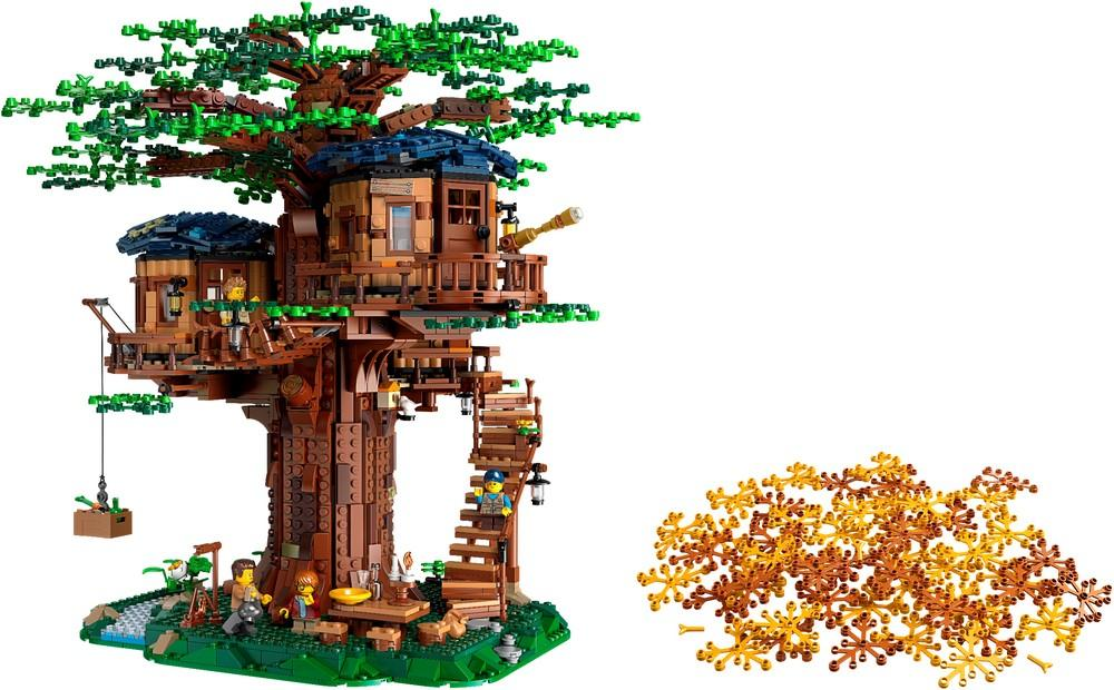 21318 Tree House - LEGO® Bricks World