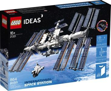 21321 International Space Station - LEGO® Bricks World