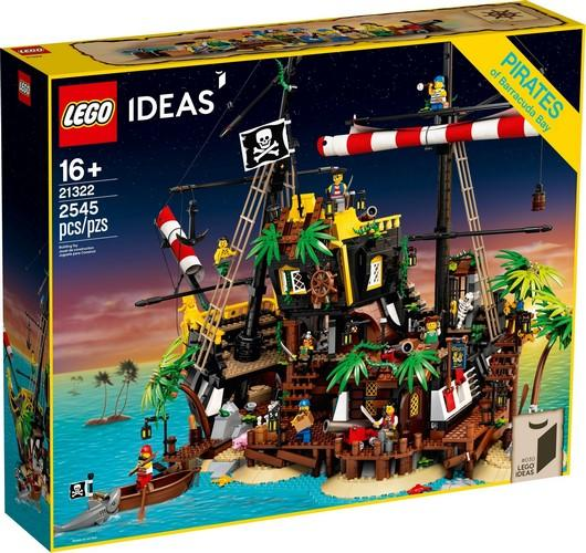 21322 Pirates of Barracuda Bay - LEGO® Bricks World