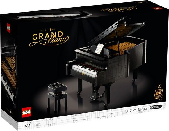 LEGO® Ideas - 21323 Grand Piano